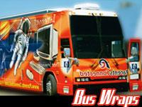 M&V Limousine - bus wraps