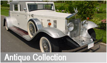 antique limousines