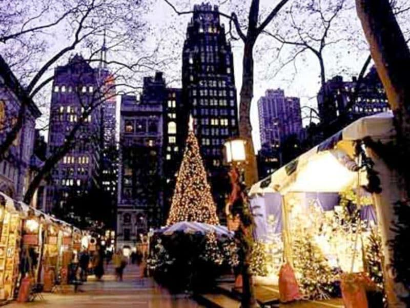 Shopping Spree / Holiday Lights – NYC