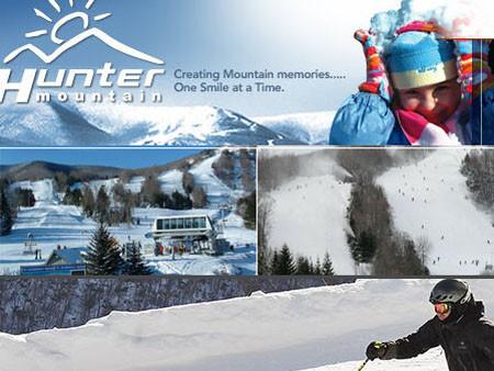 Hunter Mountain Excursion