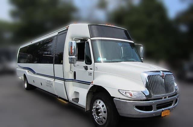Coach Bus Rental For Casino Trips