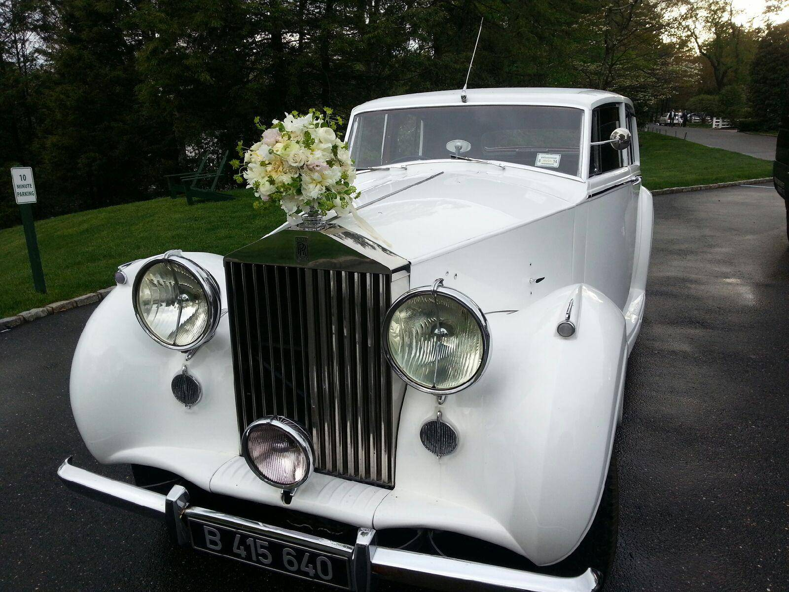 Antique Wedding Cars Long Island M V Limousines Ltd New York