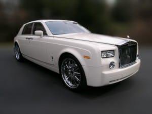 Exotic Limo Rolls Royce