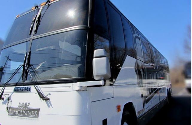 Charter Bus For Airport Transportation