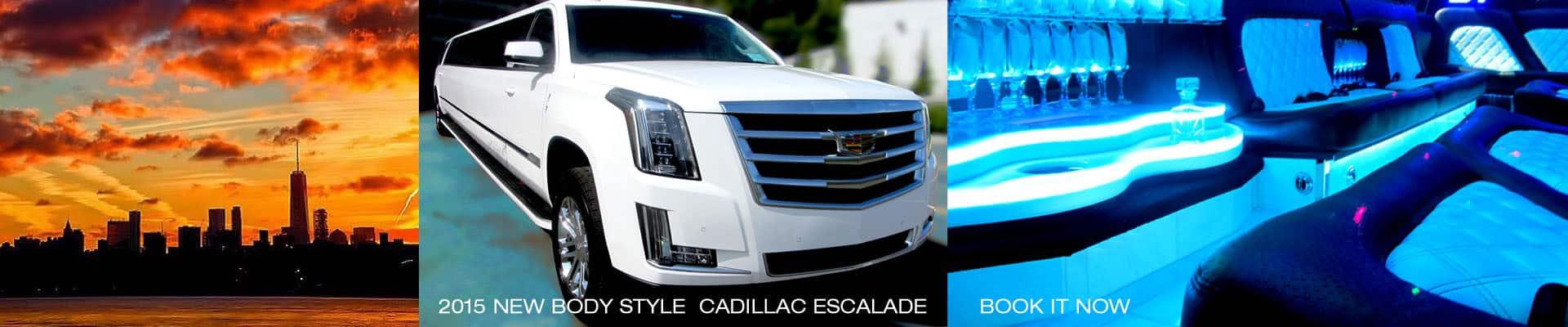 2015 New Body Style Cadillac Escalade