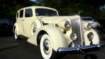 1937 Packard Super 8 Limousine