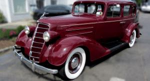 1934 Oldsmobile 8 Antique Limousine