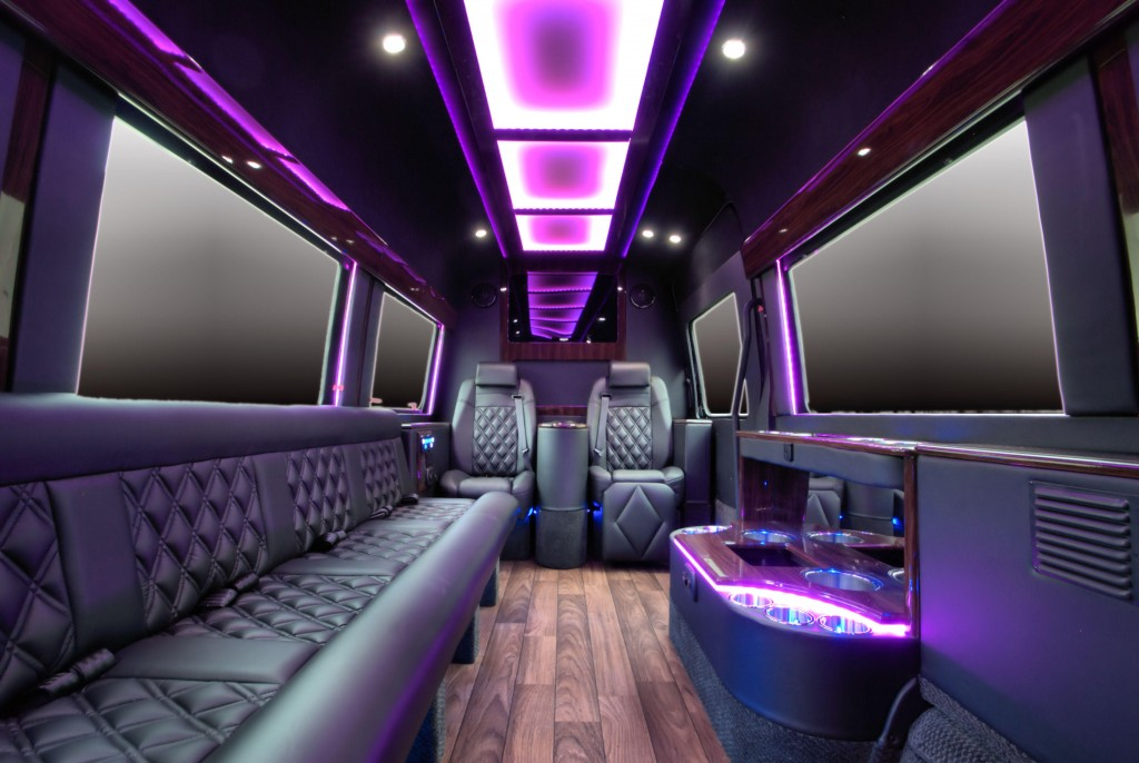 Charter Bus For Junior and Senior Proms