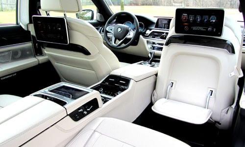 2016 BMW Limo