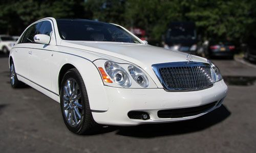 Maybach 62 Extended Wheelbase Limited Edition