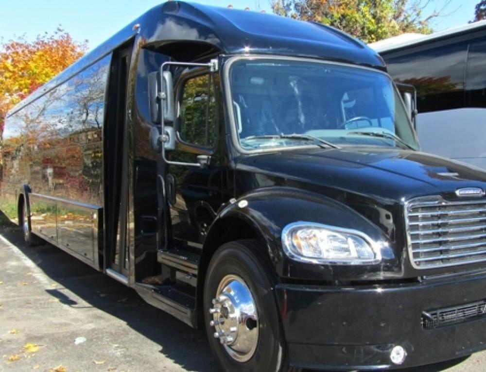 New 2017 48 passenger Luxury Freightliner Bus