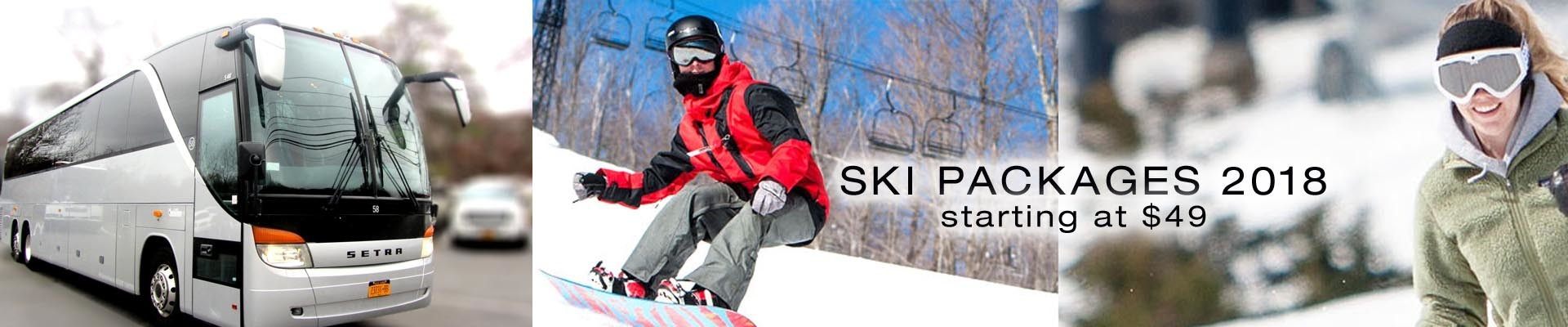 New York Ski Packages