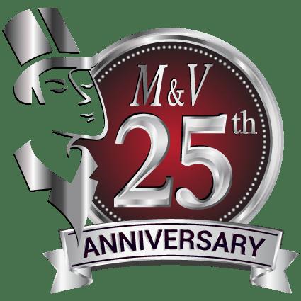 M&V Limousine celebrating a 25th Anniversary!
