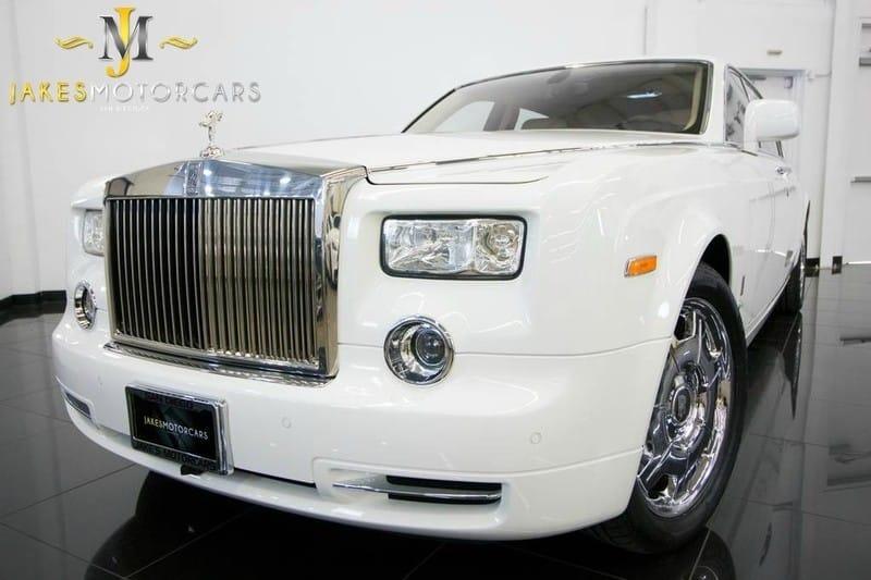 Introducing The Rolls Royce Phantom Extended Wheel Base EWB