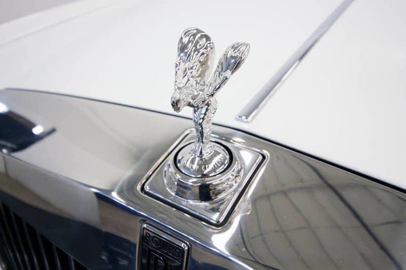 The Rolls Royce Phantom Extended Wheel Base EWB
