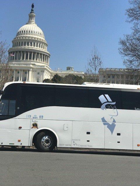Tour Bus to Washington DC