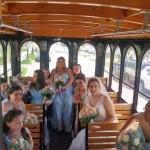 wedding shuttle in NYC
