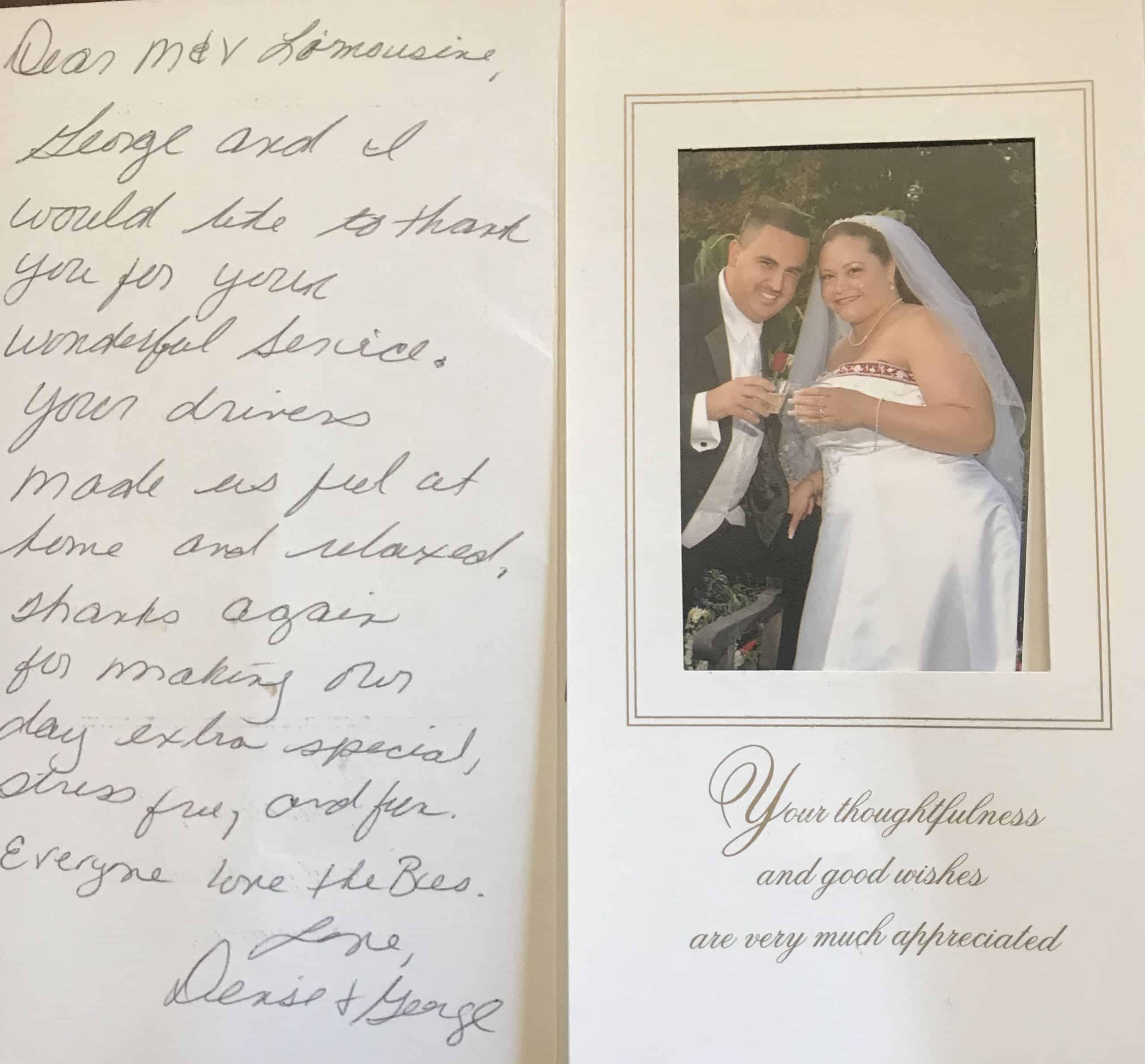 Wedding Limo in Long Island