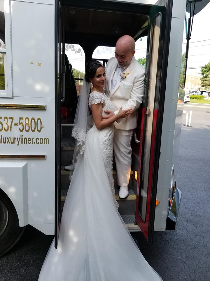Wedding Trolley Long Island