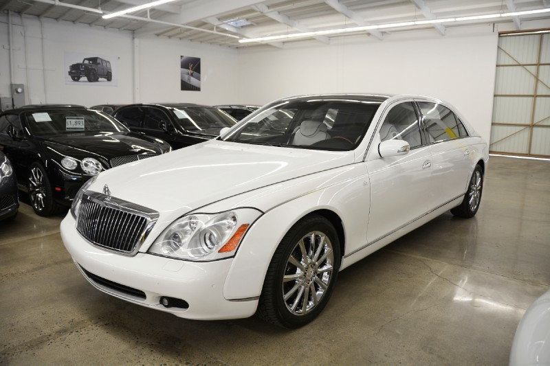 Maybach 62 – It's what's on the inside that counts!