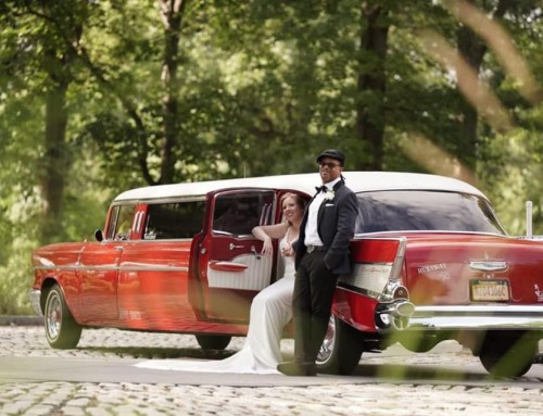 Our 1956 Ford Fairlane perfect choice for your stylish wedding